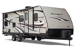 Passport Travel Trailers