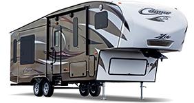 Cougar XLite Fifth Wheel