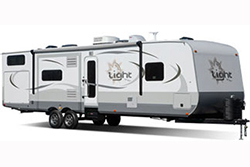 Light by Open Range Travel Trailers