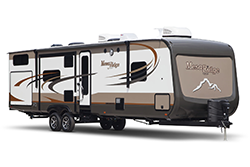 Mesa Ridge Travel Trailers