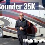 Walk Thru Wednesday – The Bounder 35K Motorhome