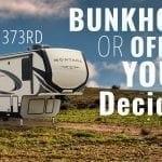 Montana 373RBS Tour – A fifth wheel with a bunkhouse or office…you decide!