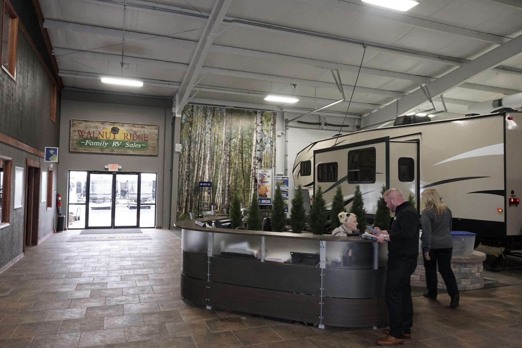 Walnut Ridge Showroom - Sales Department