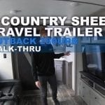 A country sheek Travel Trailer – The Outback 280URB