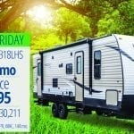 Feature Friday – The Hideout 318LHS Travel Trailer