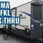 Walk Thru Wednesday – The Puma 39FKL. Park Model
