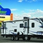 Feature Friday – The Passport 2950BH Travel Trailer