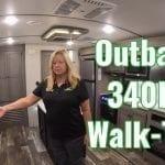 Walk Thru Wednesday – The Outback 340BH