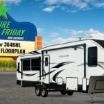 The Cougar 364BHL – All new floorplan and amazing bunkhouse