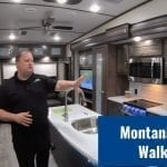 Walk Thru Wednesday – The Montana 331RL Fifth Wheel