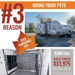 12 Reasons To Buy A Camper: #3