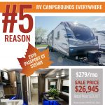 12 Reasons To Buy A Camper: #5