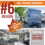 12 Reasons To Buy A Camper: #6