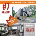 12 Reasons To Buy A Camper: #7