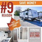 12 Reasons To Buy A Camper: #9