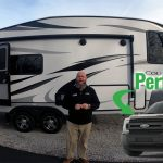 Cougar 23MLS – The perfect fifth wheel for a half-ton truck!
