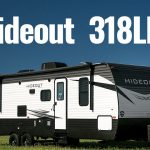 The Hideout 318LHS Travel Trailer